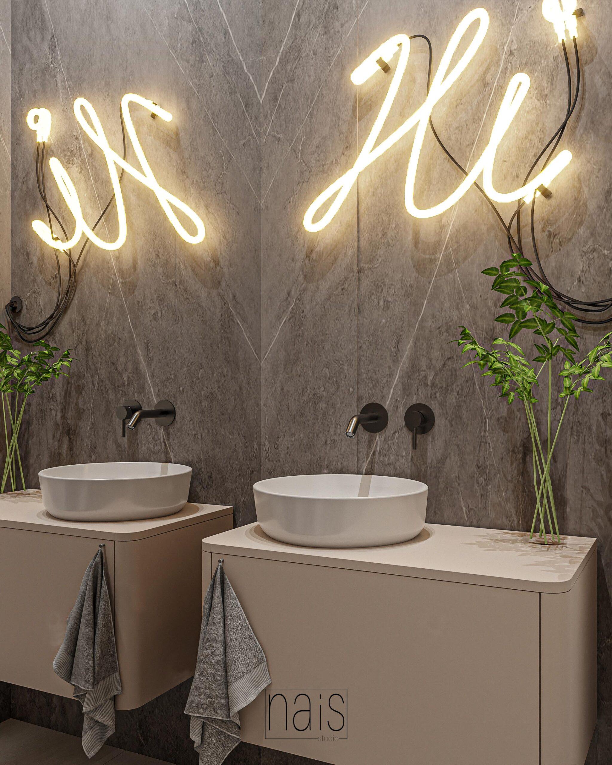 toaleta-z-duzym-lustrem-i-ledem-na-scianie