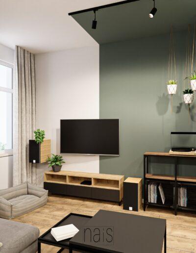 kolorowa-strefa-tv-wydzielenie-kolorem-w-salonie