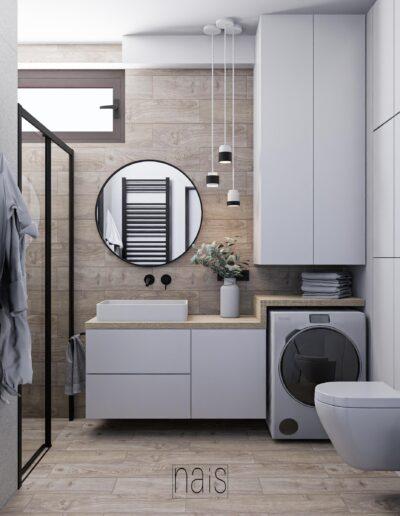 lazienka-z-prysznicem-i-pralka-drewno-biala